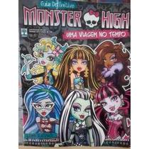 100 Figurinhas Sem Repetir Monster High Viagem No Tempo