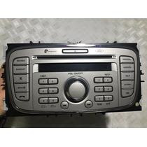 Rádio Cd Player My Connection Original Ford Focus 2011