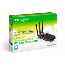 Adaptador Tplink Pci Express Wireless Archer T9e Ac1900 Dual