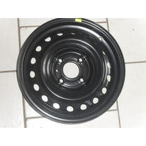 Roda Nissan March Aro 14 De Ferro Valor 130