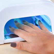Secado Uv Lampa Manicure, Secador Uñas Gel, Esmalte 36 Watts