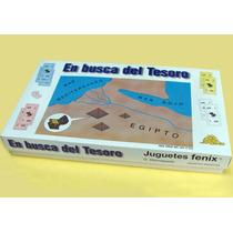 Juego En Busca Del Tesoro Fenix (+de 5 Años) De Mesa
