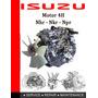 Software De Taller Motor Isuzu 4h Npr Nkr Nhr