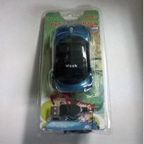 Mouse Optico Wash Carro