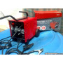 Maquina De Soldar Fermetal 225 Amp (ventilador) Con Mascara