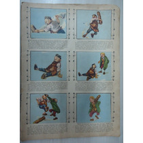 Álbum Pinochio - Antigo Completo (31598-cx27)