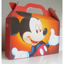 Cajita Mickey Mouse (pack X20)