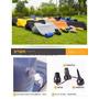 Colchon Inflable Individual Para Automoviles, Mas Compresor
