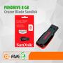 Pendrive 8 Gb Cruzer Blade Sandisk