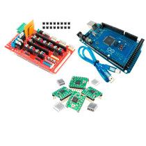Kit Impresora 3d Arduino Mega 2560 Ramps 1.4 Pololu X4