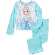 Pijama Frozen Elsa Niña Talla 7/8