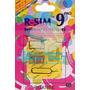 Gevey R Sim 9 Pro Para Iphone 4s 5 5c 5s