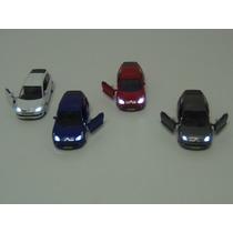 Miniatura Citroen C4 Hatch Varias Cores Em Metal