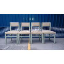 Conjunto Cadeiras Cadeira Madeira Antiga Mola Usadas