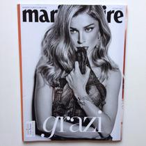 Revista Marie Claire Grazi Massafera João Vicente Ano 2015