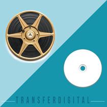 Transferencia De Rollos De Cine De 8mm Y Super8 A Dvd Fullhd