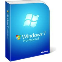 Windows 7 Pro Licencia Original Para 2 Pc