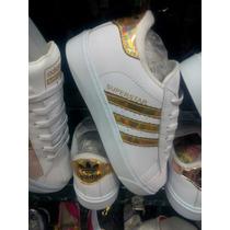 Adidas Superstar Para Damas Al Mayor Y Detal
