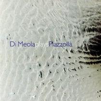 Al Di Meola - Di Meola Plays Piazzolla Cd Clasica Rock Op4