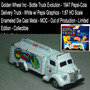 Camion Repartidor Pepsi Cola/ Patrullera Ford Hongkong Retro