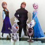 5 Display De Chão Frozen Totem Painel Cenário 1 Metro