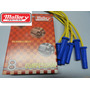 Cables Bujias Mallory Competicion Ford V8 Fase 1 8 Cilindros