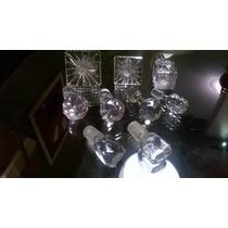 Tampas Garrafa Cristal Licoreira Vários Modelos