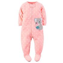 Pijama Entero De Polar Carters Talle 3
