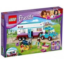 Lego Friends 41125 Remolque De Caballos Entregas Metepec