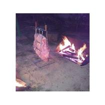 Espeto Para Costelão Fogo De Chão E Costela Churrasqueira