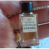 Perfume Miniatura Coleccion Chanel Cristalle 5ml Original