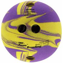 Boliche Bola De Hule Espuma. Ultrafoam Con Peso De 1.1kgs