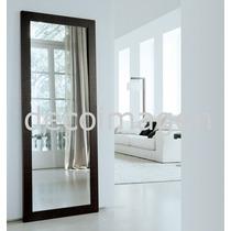 Espejo Marco Madera Kirí 1,80 X 1,00 M Color A Elección