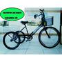 Bike Triciclo Aro 26 Quadro Especifico Para Triciclo