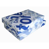 Papel Couche Brillante 1,000 Hojas Tamaño Carta 200 Grs