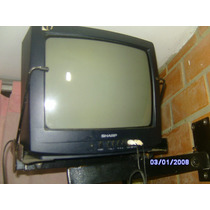Tv 14 Pulgadas Blanco Y Negro