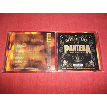 Pantera - Official Live: 101 Proof Cd Imp Ed 1997 Mdisk