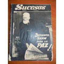 Revista 1939 Sucesos Narra Noticias De 2da Guerra Mundial