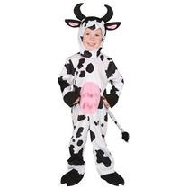 Disfraz Para Niño Vaca Del Niño De Los Niños Pequeños