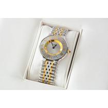 Reloj Cartier Must De Cartier Siglo 21 Grano De Arroz