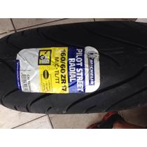 Pneu Michelin Pilot Street Radial 160/60-17 Xj6 Nc700 Cb500