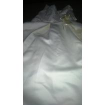 Vestido Talla 10 De La Casa Blanca