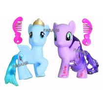 Juguetes My Little Pony Pequeño Pony + Peine Raimbow Niña