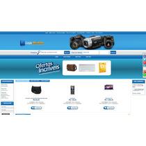 E-commerce Loja Virtual 10.0 Template Mobile-18 Temas