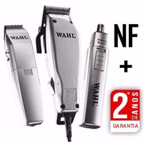 Maquina Cortar Cabelo Wahl Profissional Home Grooming 110v