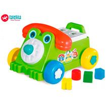 Telefone De Brinquedo Infantil P/ Bebê Calesita Rivaphone