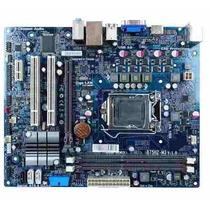Placa Mae Ecs B75h2-m3 V-1.0 Socket 1155 Usb 3.0 E Garantia!