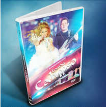 Kit Dvd + Cd Banda Calypso - Ao Vivo No Distrito Federal