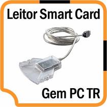 Leitor Certificado Digital - Smartcard (e-cnpj, E-cpf E Oab)