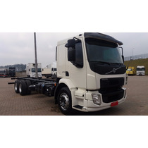 Volvo Vm 270 6x2 2014 No Chassi Scania/mb/iveco/volks/ford